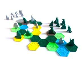 Pocket-Tactics: Core Set (Meeple Edition)