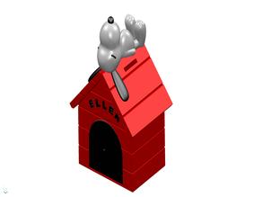 Snoopy safe box