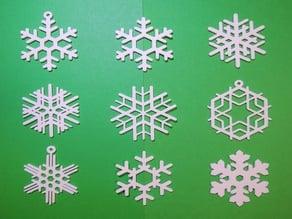 Customize Snowflake 03