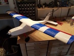 Qtrainer - Wing Servo Connector - 3DLabPrint
