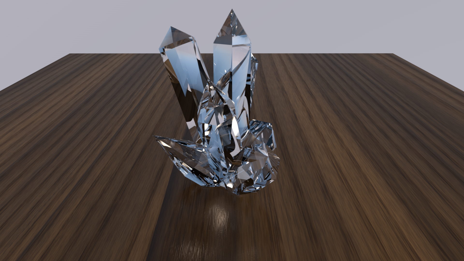 Crystal(Already repaired)