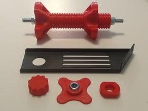 Universal spool holder ET4 adapter