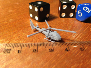 Aerospatial Gazelle for microarmor