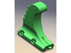 Dino Hand StoPP - Picatinny Rail