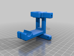 support capteur filament pour extrudeur Bondtech