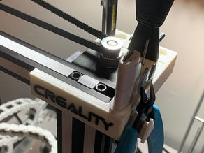 Ender 3 Tool Holder Dual Z axis Remix