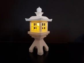 Japaneese lantern - tōrō 灯籠