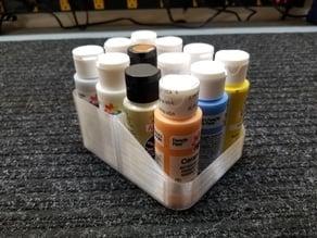 Craft Paint Holder 2fl oz