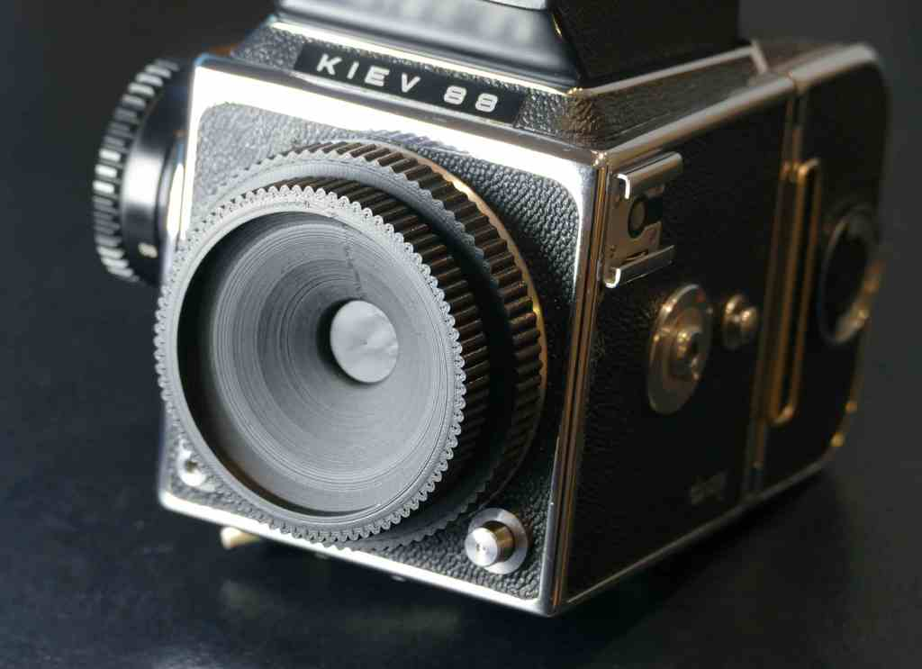 Kiev 88 Pinhole lens Adapter