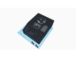 control box mks sgen l v2+mks ts35