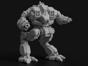 AV1-O Avatar for Battletech