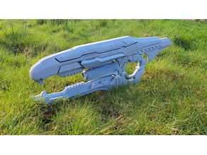 Halo reach plazma repeater