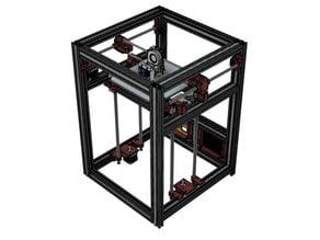 Hypercube 2040 Evolution