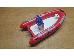 Lenkrad Playmobil Boot