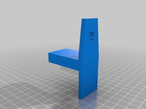 1:8 Dovetail Saddle Tail Marker