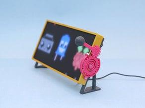 RGB Matrix Slot Machine