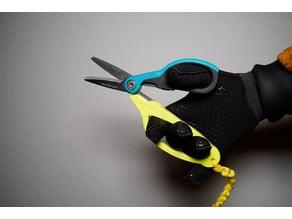 Dive scissors (DIY)