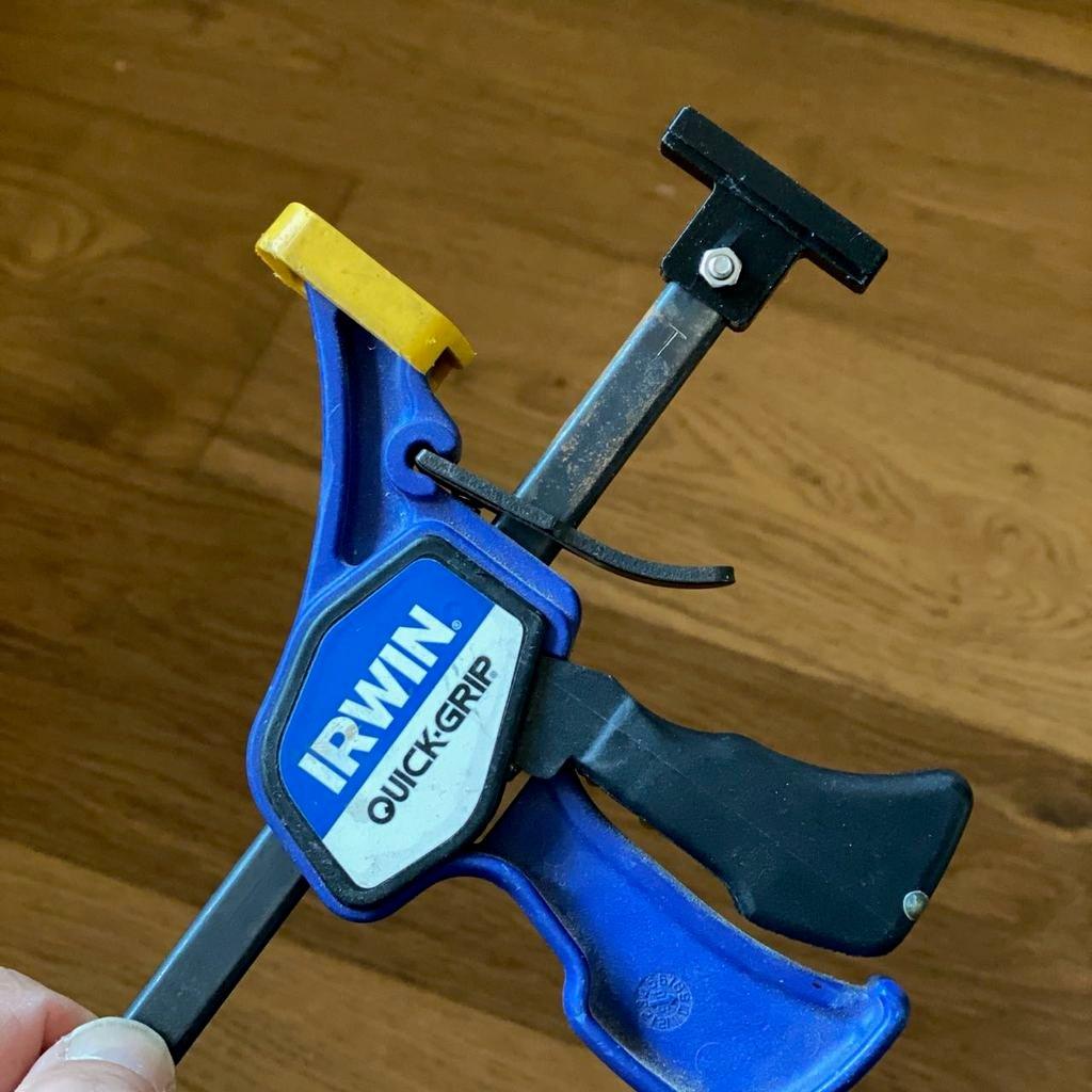 Irwin Quick Grip Track Adapter