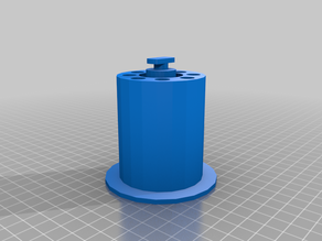 rod for 57mm filament drum centre-v3