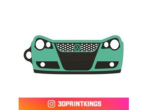 VW Polo GTI 9N3 - Key Chain