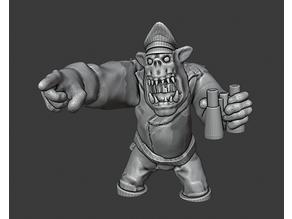 Ork Tank Commander
