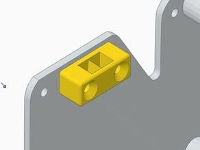 Version 02 Tweezers Holder for main board of Martusha Filament System