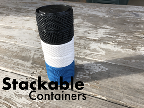 RotoStack Container