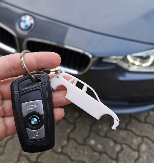 BMW F31 Keychain