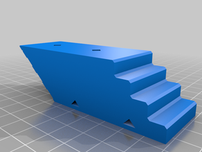 Stair Cubes - Line+Inner Walls - Slopes