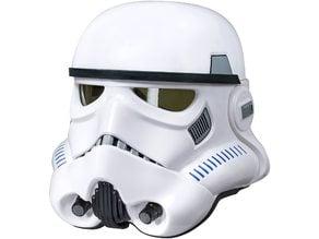 storm trooper helmet three pieces