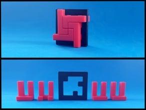 Quad L Puzzle