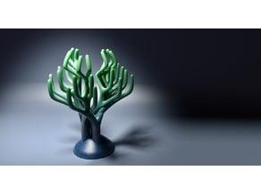 Organic Tree Growth
