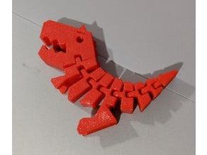 Flexi Carnotaurus