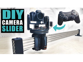 3 Axis Camera Slider