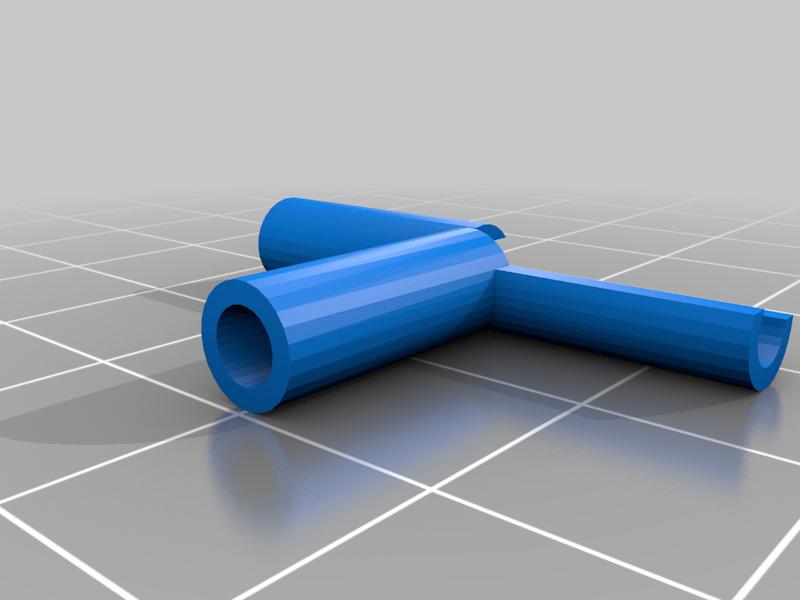Parametric Allen Wrench Handle