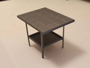 Gas Table
