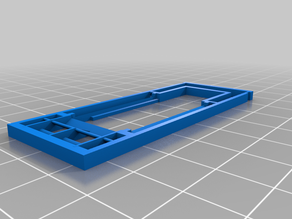 Proffieboard Chassis Tray