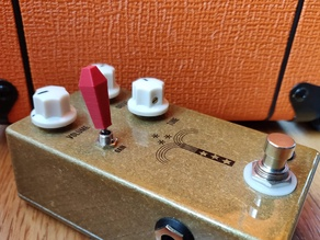 Guitar Pedal Toggle Switch Extension