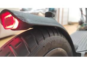 M365 Mudguard - 10 Inch Tyres