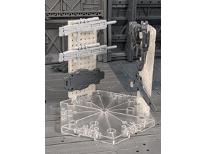 Model Kit Pegboard