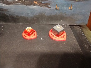 Tau markerlight token 2.0, New and improved!