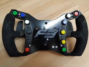 Formula B1 - (Sim racing) steering wheel
