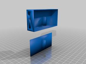 d1 mini ws2812 led box