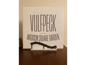 Vinyl Record Album Stand