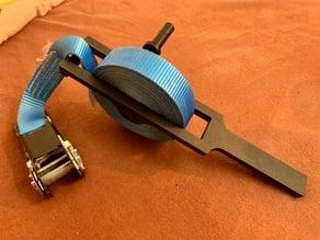 Tension belt retractor - Spanngurtaufroller
