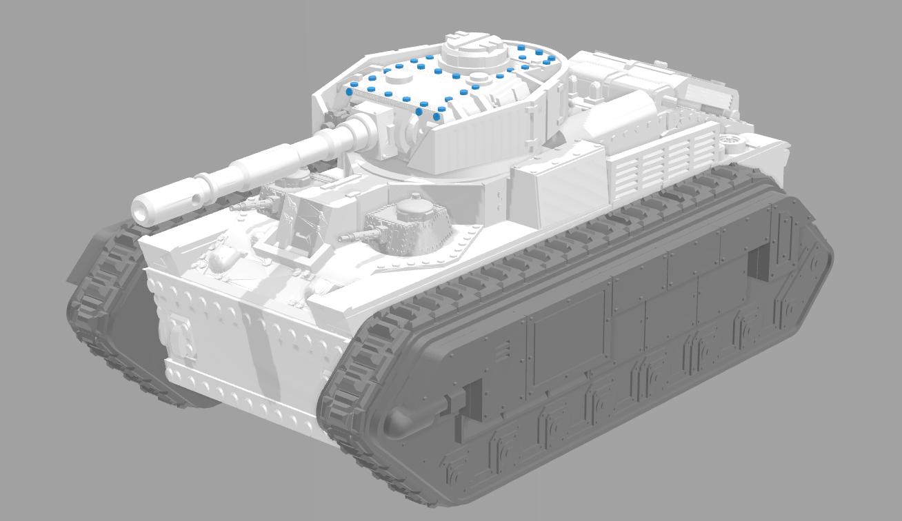 Urdeshi Pattern Brigand Tank v2