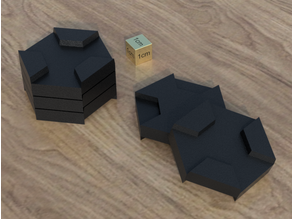 Stackable Furniture Riser (no supports needed)