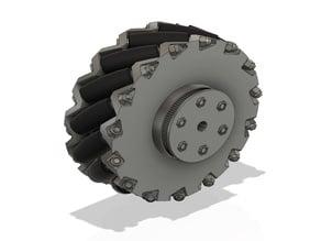 Mechanum Wheel - 150mm