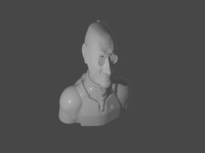Sergent Cyborg