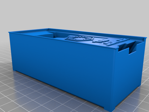 Tie Reaper Silencer holder (X-Wing Miniatures) for Stanley organizer